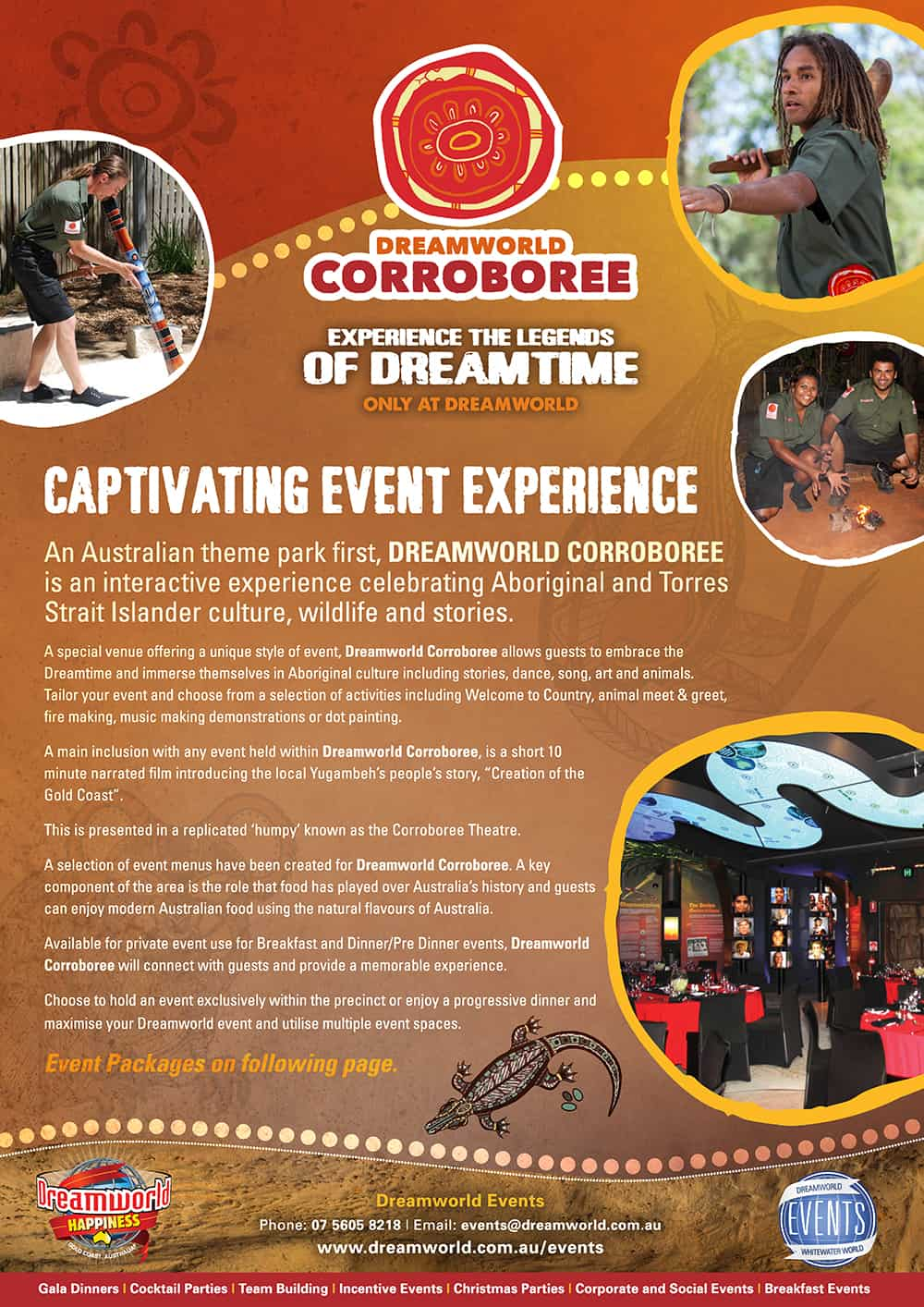 Corroboree Dreamworld