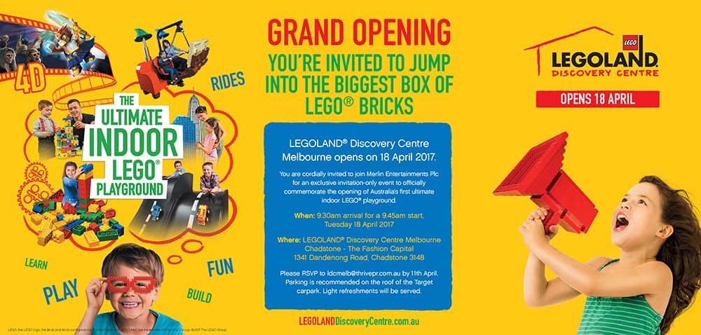 LDC Opening Invite