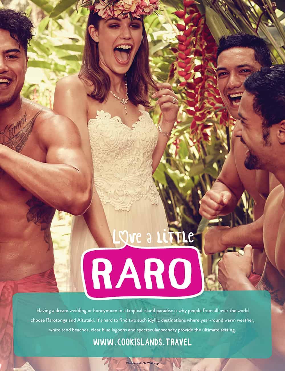 Loe a Little Raro Full Page Ad
