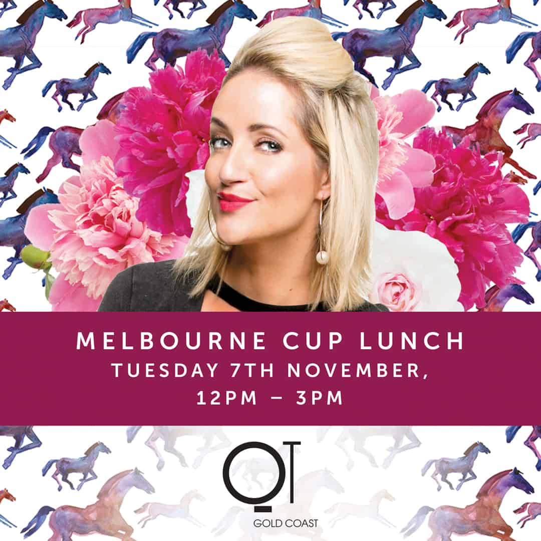 QT Melbourne Cup Instagram Post