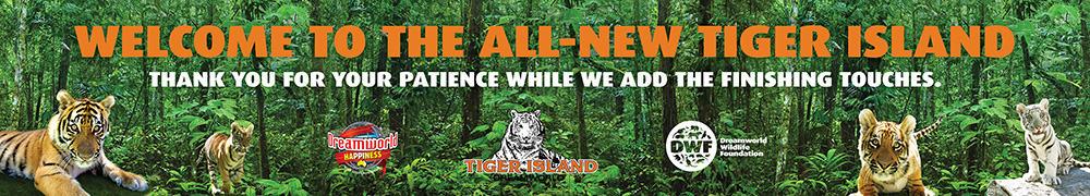 Tiger Island Scrim
